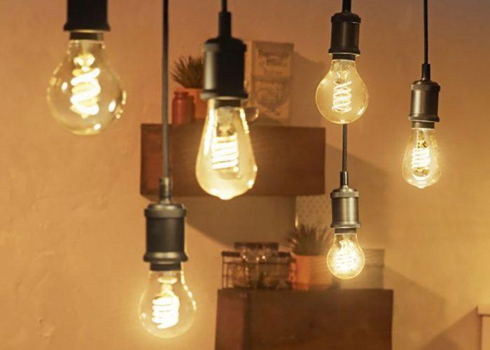 High-tech : les meilleurs modèles de luminaires connectés